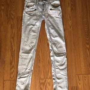 OBEY propaganda skinny jeans